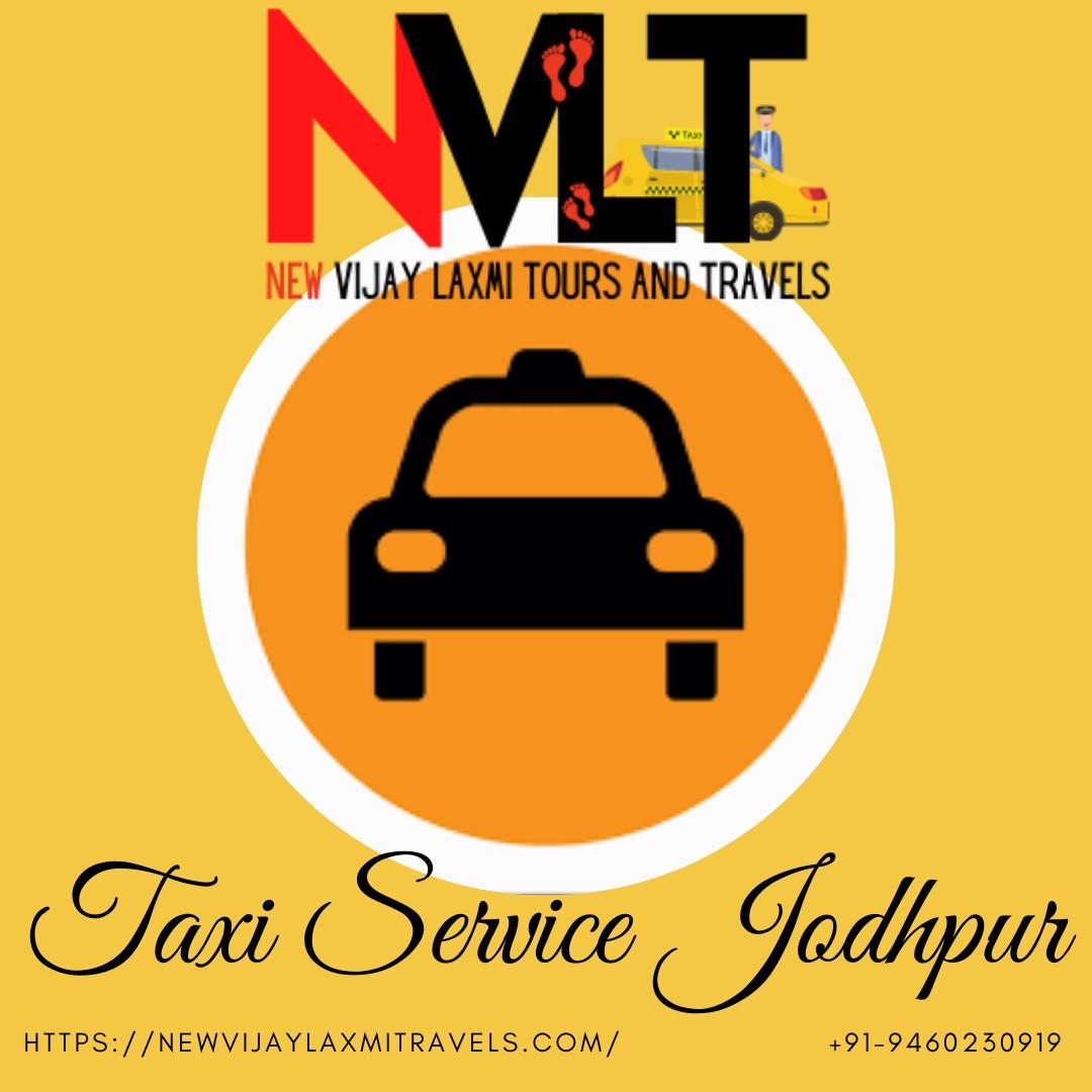 Taxi Service Jodhpur | New Vijay Laxmi Travels
