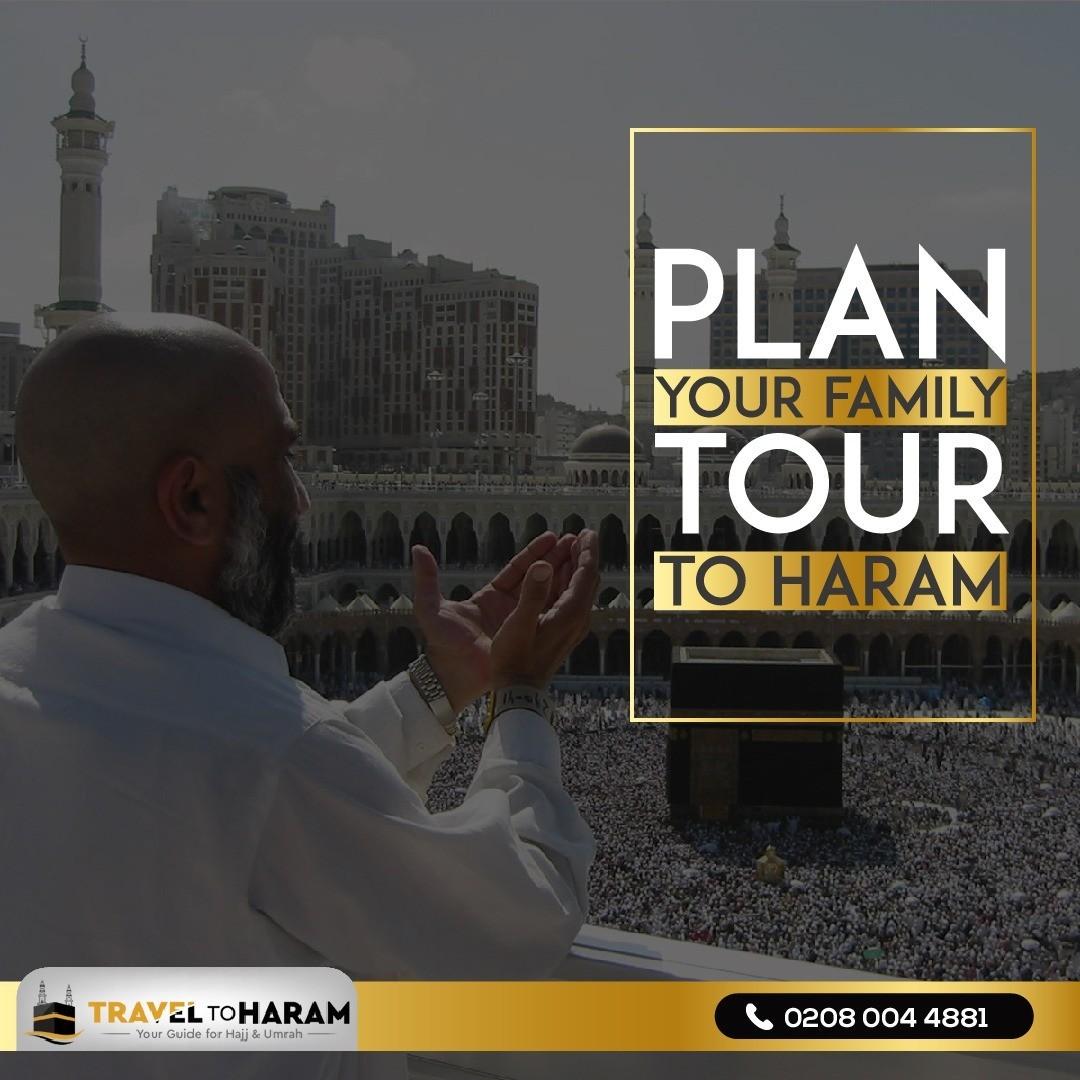 Travel to Haram