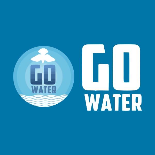 Go Water Logo