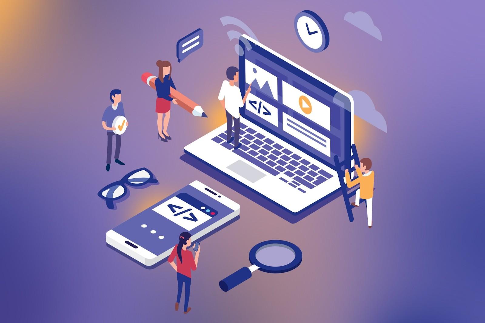 Web App Development Platforms | ConvrtX