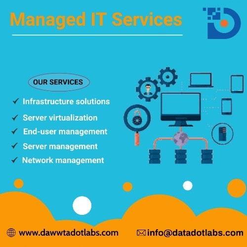 Managed IT Services Providers in Malaysia