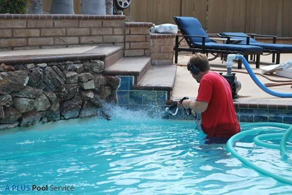 Affordable Pool Service Las Vegas