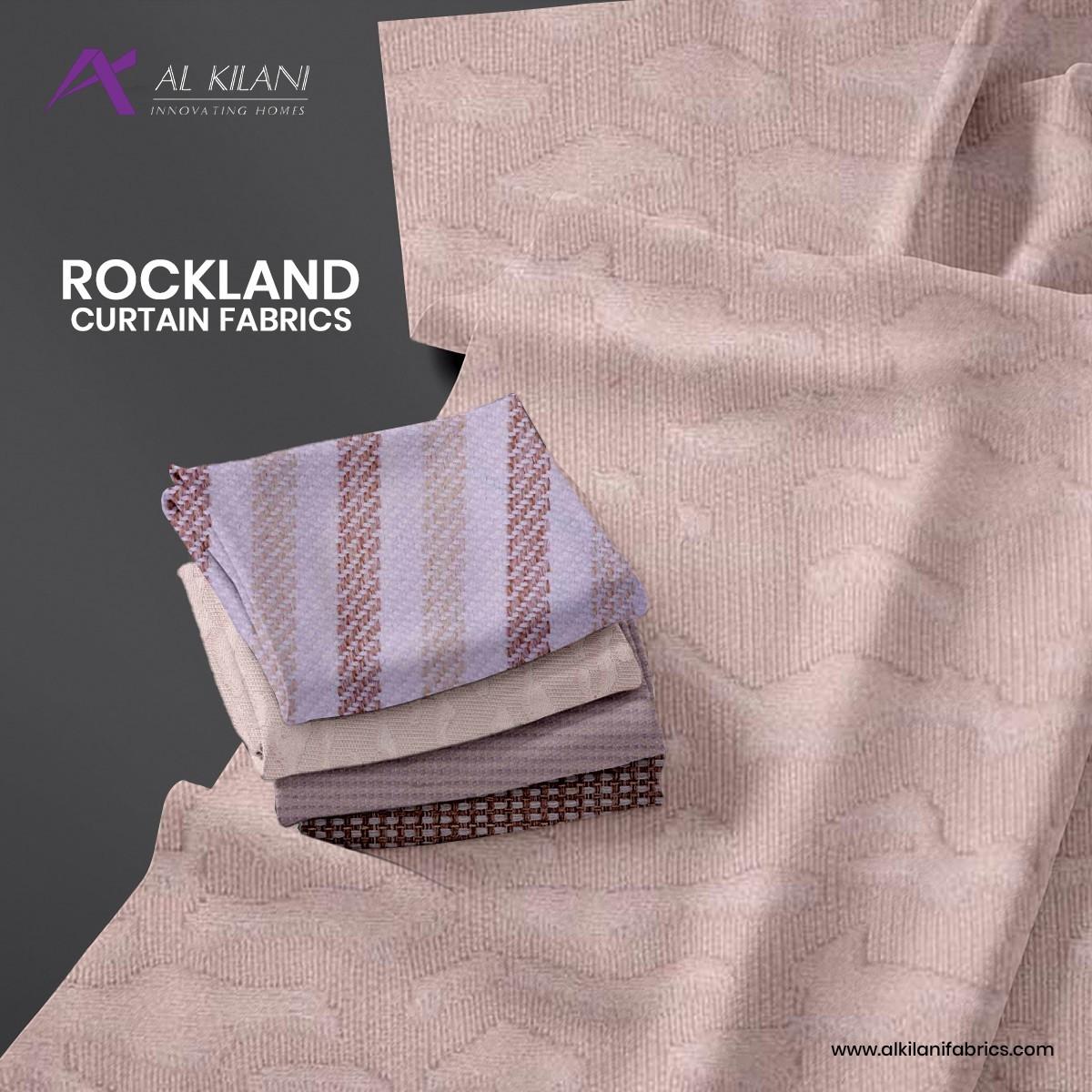 Rockland Curtain Fabrics