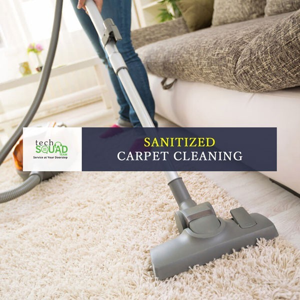 Sanitize Carpet Cleaning Services in Bangalore