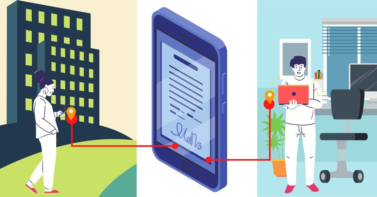 Electronic Signature has Better Traceability than Traditional Manuscript Signature