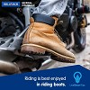 Riding is best enjoyed in riding boots - Reliance General Insurance