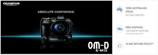 digital video cameras Australia