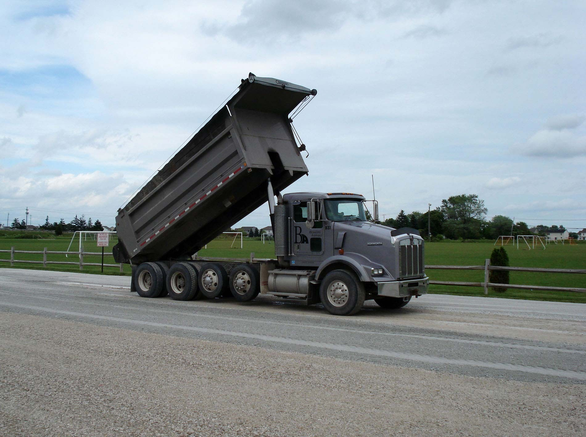 Looking for Commercial Paving Companies in Toledo   Bowersasphalt.com