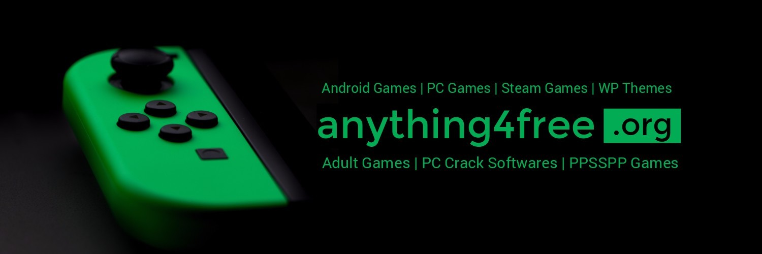 Anything4Free.org Cover- Adult Apk Games Download