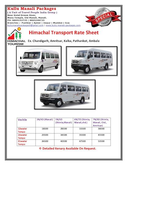 Himachal Transport