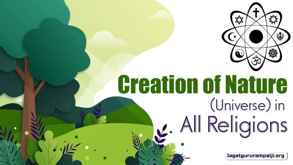 Creation of Nature (Universe)