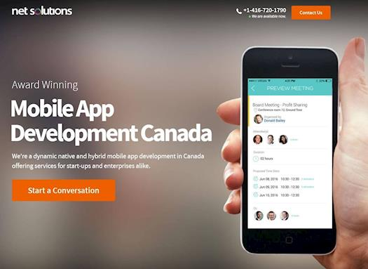 Top Canadian App Developers