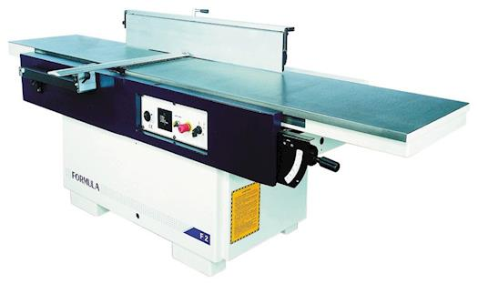 F2 FORMULA - SURFACE PLANER MACHINE