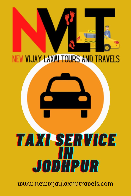 Taxi Service In Jodhpur   New Vijay Laxmi Travels