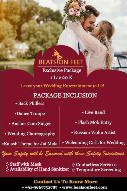 Wedding Dance Choreographer in Delhi