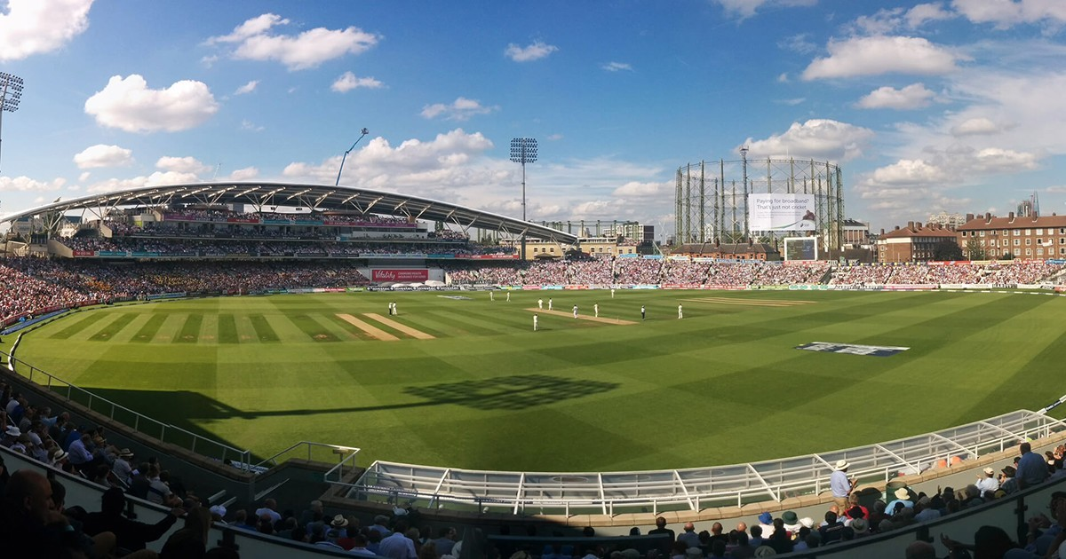 Kia Oval Ground London