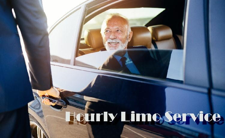 Hourly limousine rental