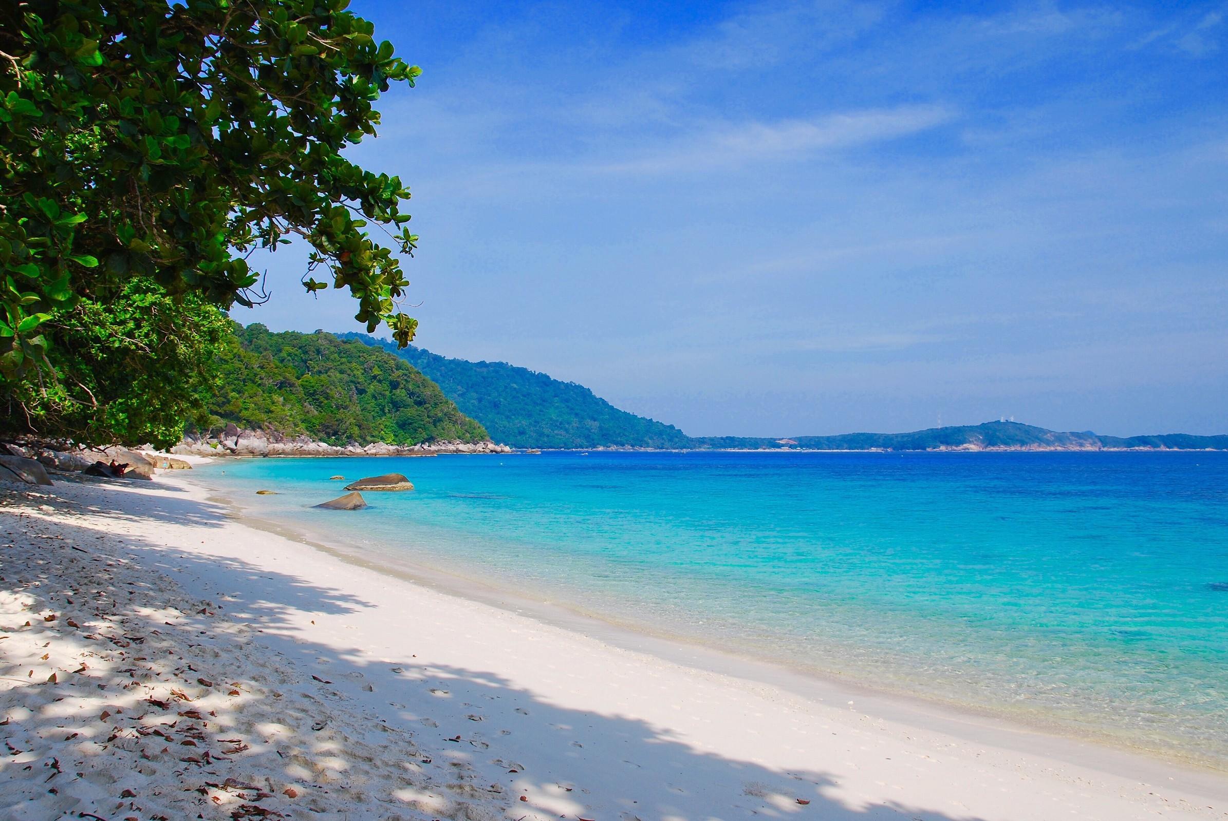 Similan Islands dive