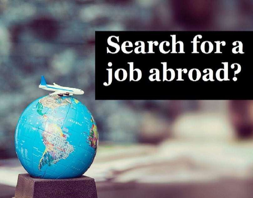 Search for a job abroad? Connect with the top overseas job consultants in Delhi