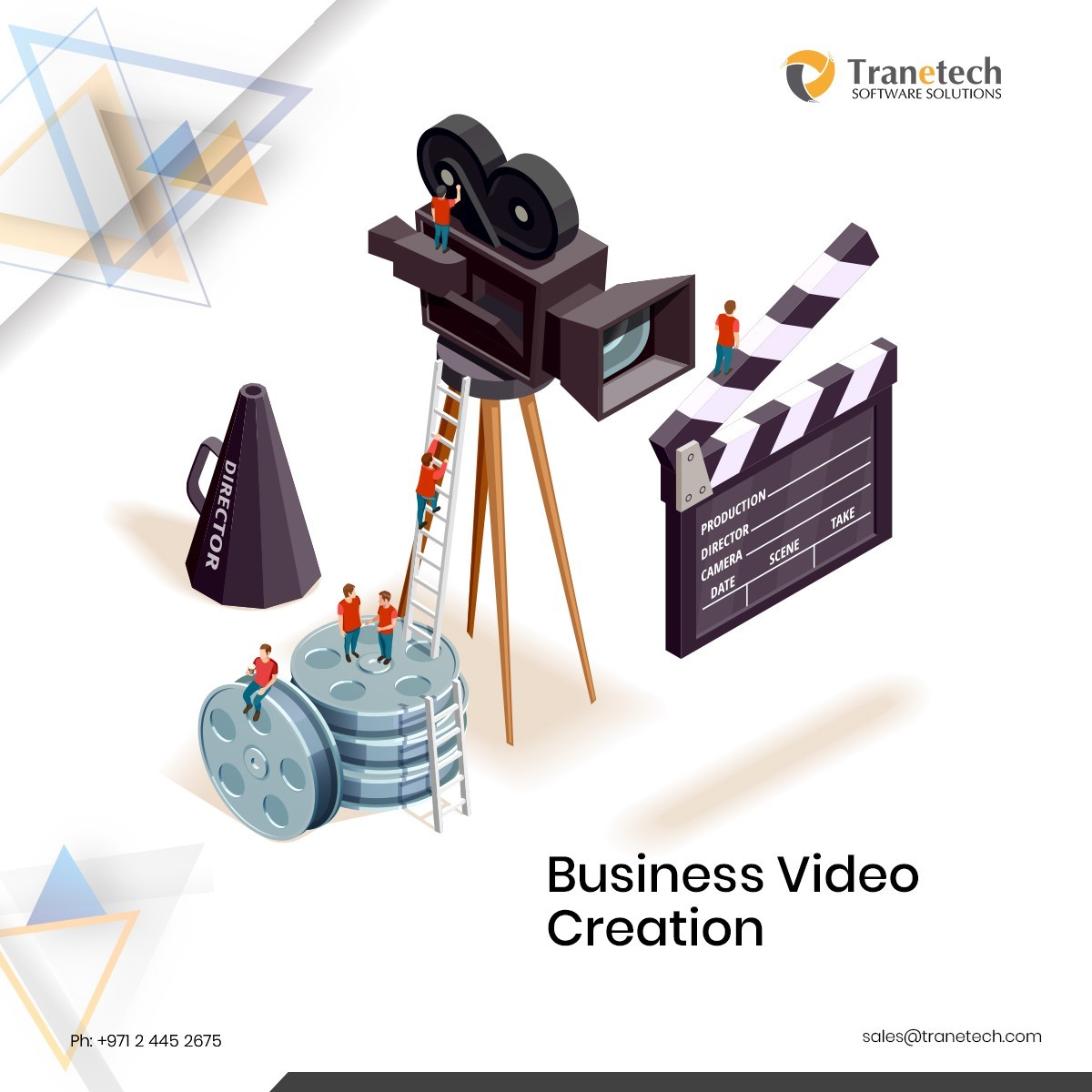 Business Video Creation