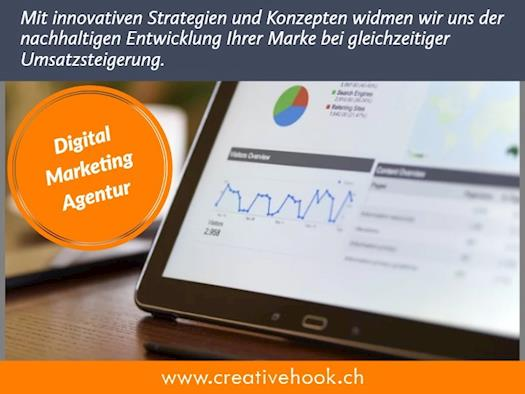 Digitales Marketing Zürich