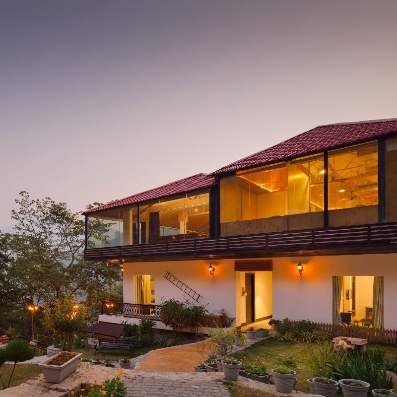 Shaantam Luxury Resort