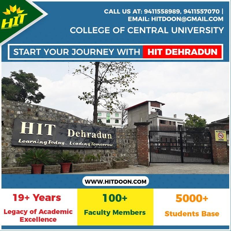 Best Hotel Management College in Dehradun