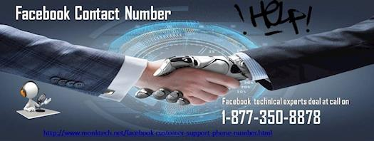 Dial Facebook Contact Number 1-877-850-8878 To Sort Out Fb Hiccups