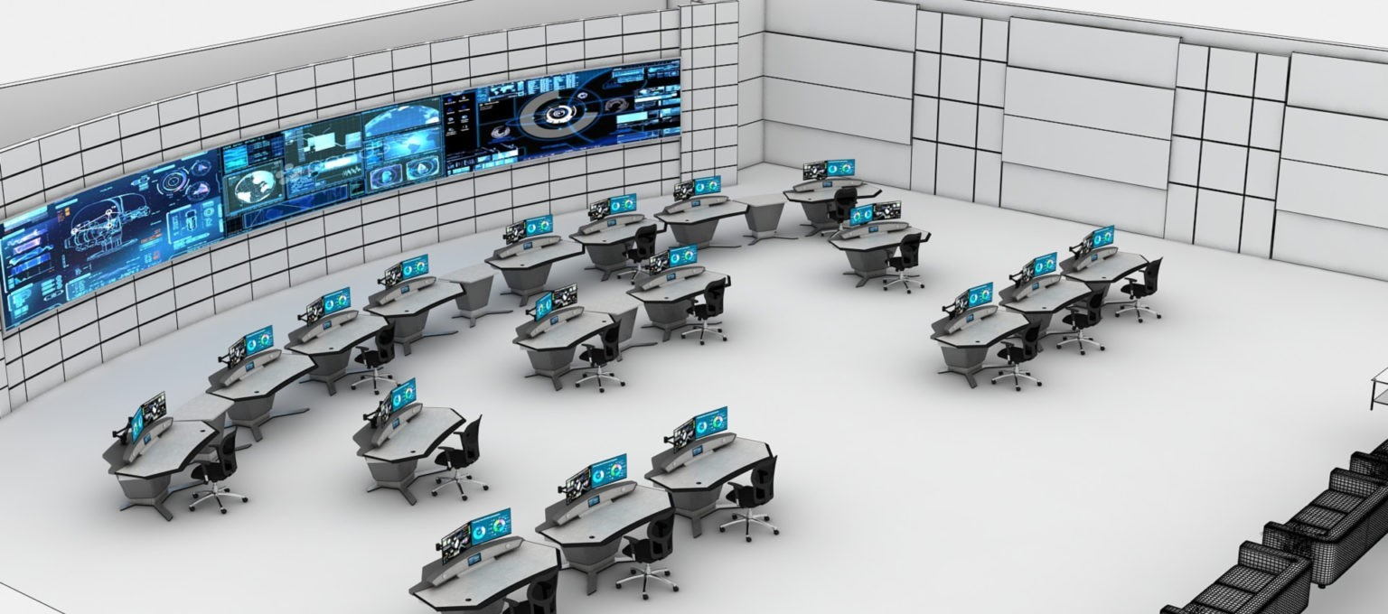 Control Room Solutions in Kuwait