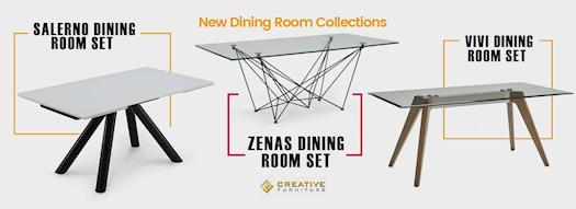 Modern New Dining Room Collections
