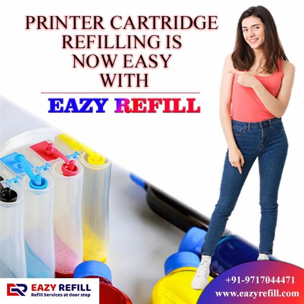 Eazy Refill- Computer/Printer Repair, Cartage Refill And CCTV Installation Service In Laxmi Nagar,