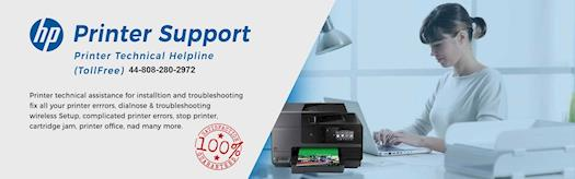 HP printer technical support phone number UK