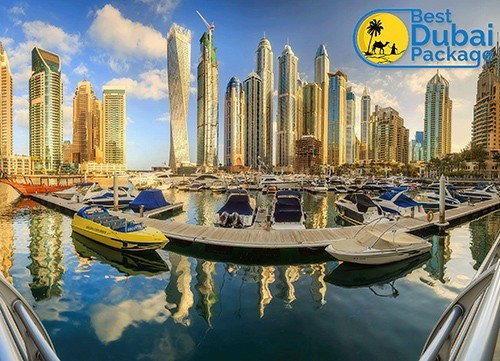 Book Dubai holiday package from India - Best Dubai Package