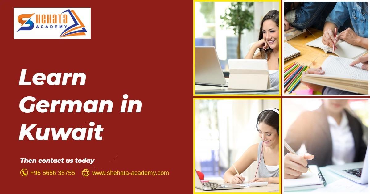 Learn German in Kuwait