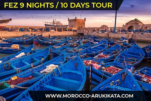 Private Morocco Tours From Fez