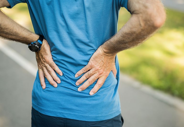 Why Back Pain is happening to me?