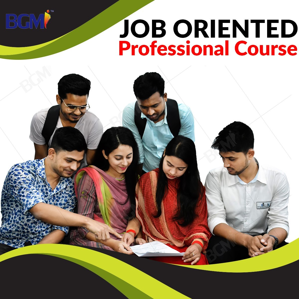 Job Oriented Professional Course