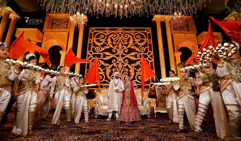 Destination Wedding Photographers  - 7Vows Production