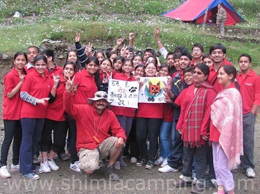 shimla camping