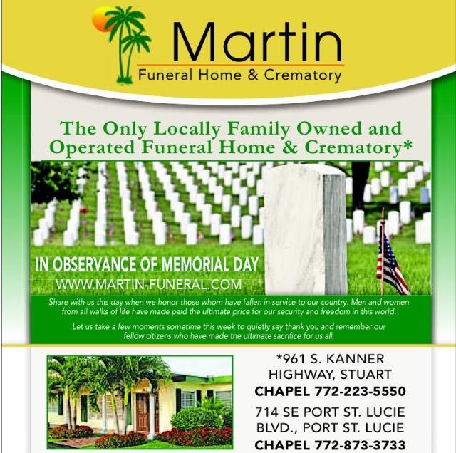 Martin Funeral