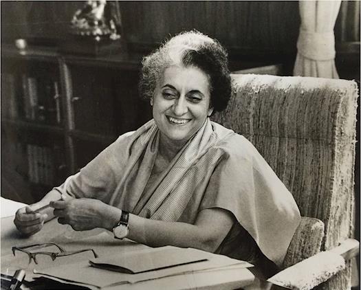 Indira Gandhi - The Iron Lady of India