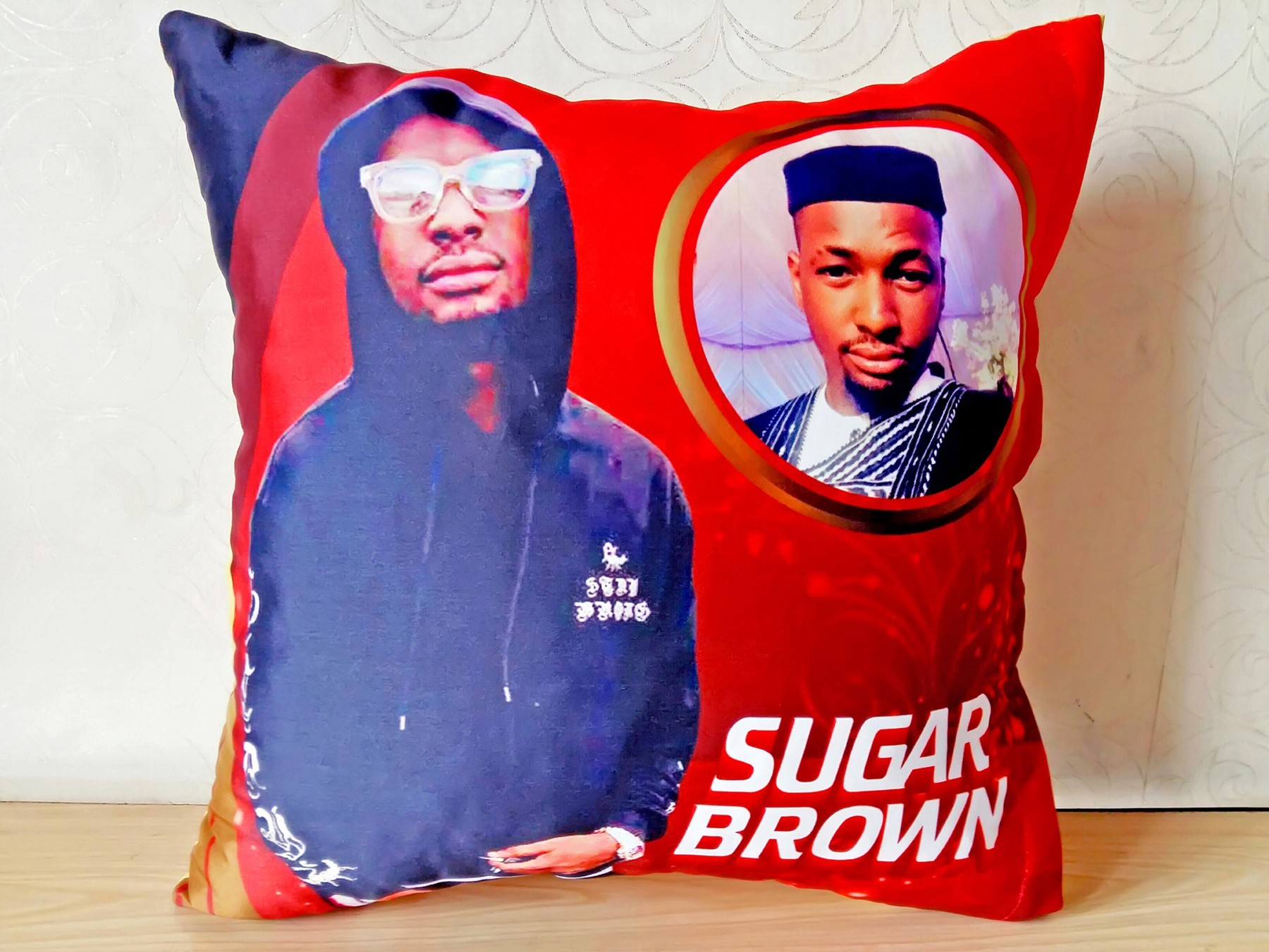 Printing - Branded 3D Pillow