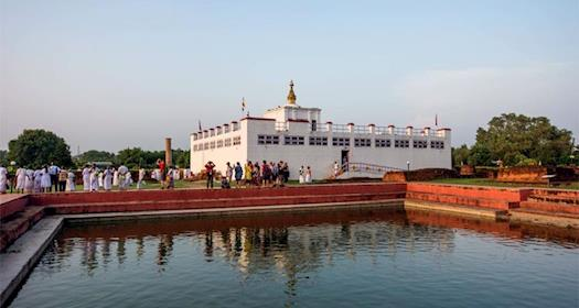 lumbini tour in nepal