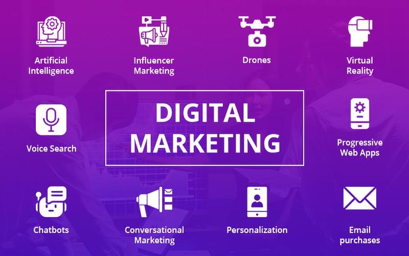 Business On Digital Maps