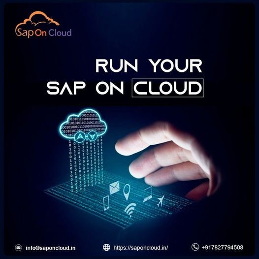 Sap Cloud Services in Delhi