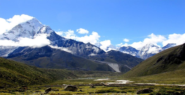Pheriche valley