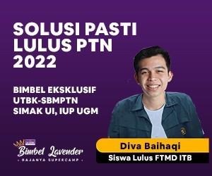 Bimbel SBMPTN kelas alumni gapyear - Bimbel Lavender Spesialis Ujian PTNBimbel SBMPTN Khusus