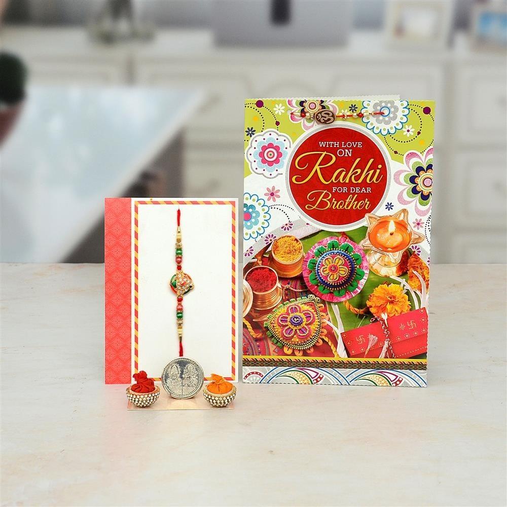 Raksha Bandhan Greeting Card Form MyFlowerTree