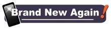 Brand New Again Logo