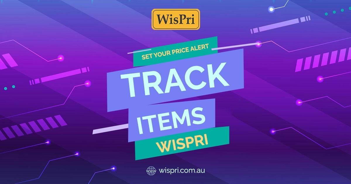 Get Price Tracking Online Tool In Australia - Wispri